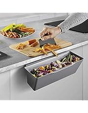 Metaltex Clean-Tex Bandeja de Goteo para residuos de Cocina, Plástico PP, Gris