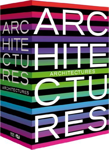 Architectures (Vol. 1-5) - 5-DVD Box Set