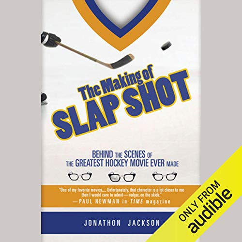 Page de couverture de The Making of Slap Shot