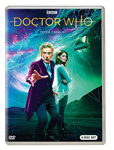 doctor who series 1 - 8