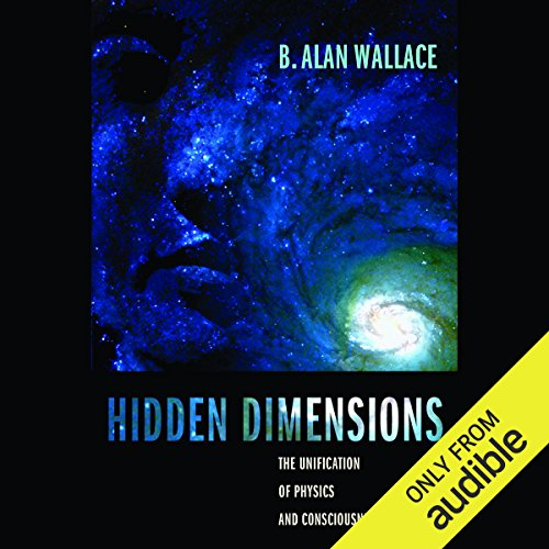 Hidden Dimensions audiobook cover art