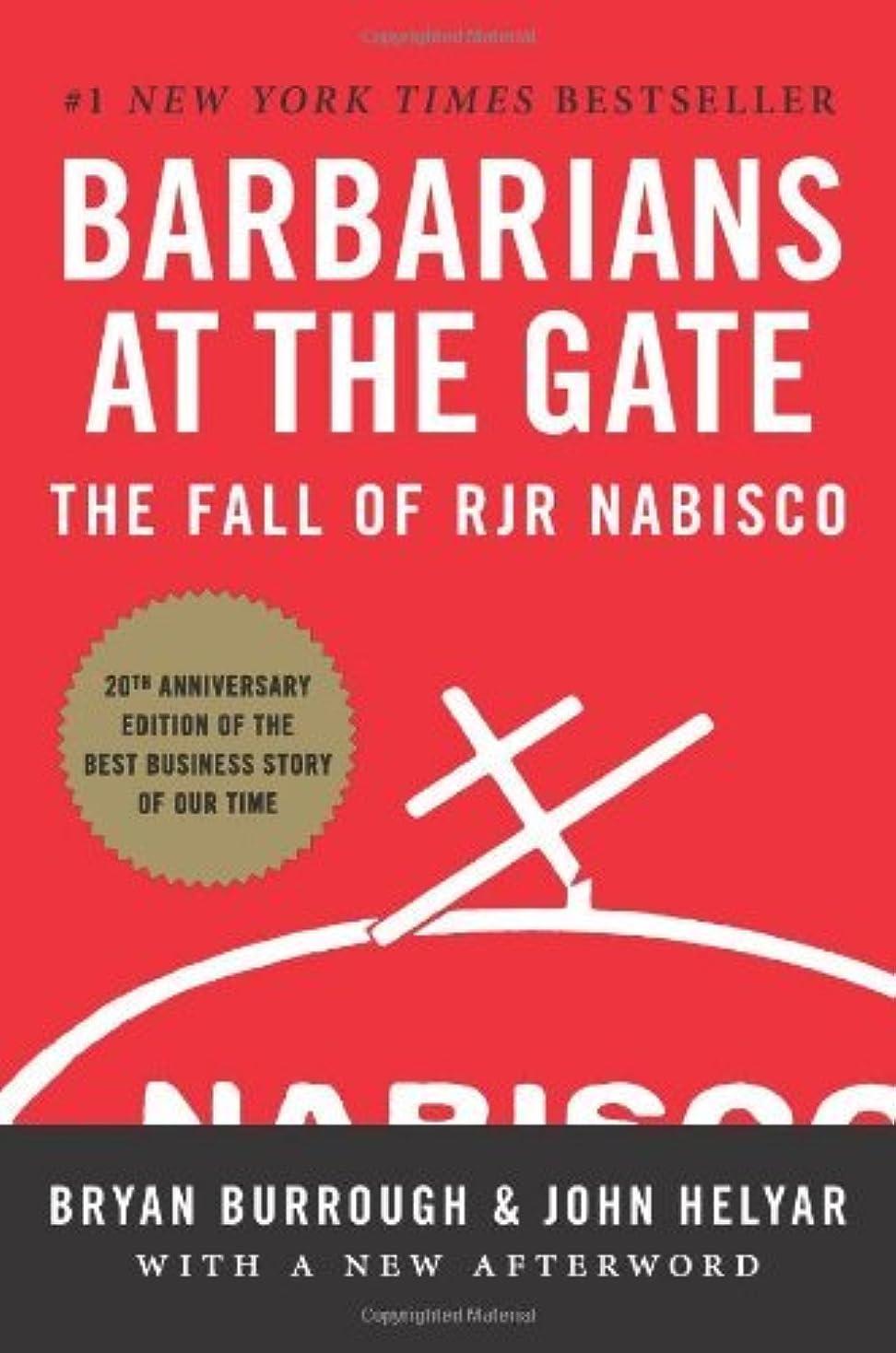 泥棒寄生虫擬人化Barbarians at the Gate: The Fall of RJR Nabisco (English Edition)