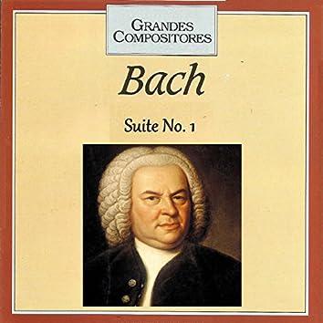 Grandes Compositores - Bach - Suite No. 1
