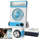 Multifuncional Solar Ventilador de Refrigeración...