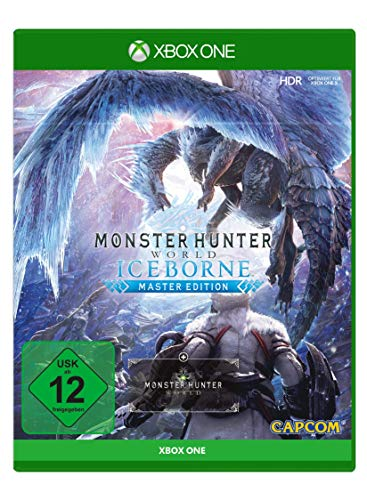 Monster Hunter World: Iceborne, Xbox One [Importación alemana]