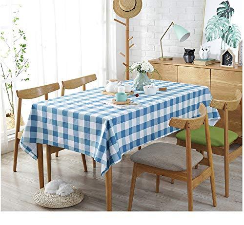 XXDD Mantel de Mesa de Comedor Paño de Ropa Paños Cubierta de Escritorio Rectangular para decoración de Mesa Manteles Mesa Rectangular A1 140x140cm
