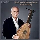 ヤコブ・リンドベルイ ラウヴォルフ リュートで弾くバッハ  ヤコブ リンドベルイ Bach on the Rauwolf Lute  Jakob Lindber SACD Hybrid Import
