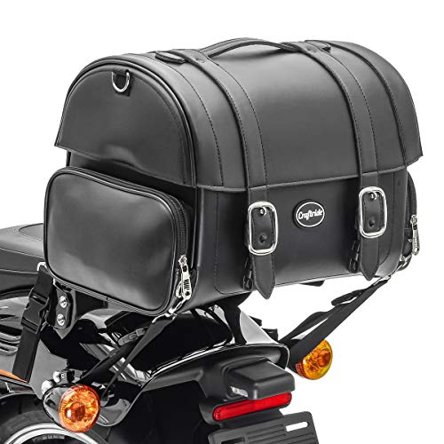 Bolsa Trasera para Yamaha XV 750/535 Virago Asiento FP