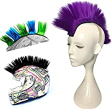 Best purple mohawk for helmet Reviews