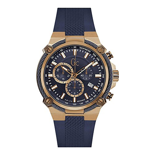 GC by Guess Herrenuhr Sport Chic Collection GC Cable Force Chronograph Y24006G7