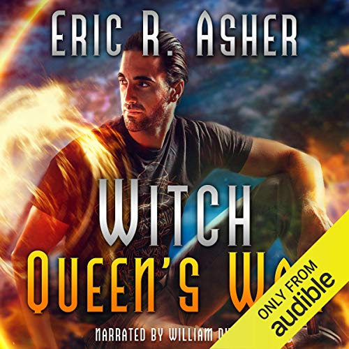 Couverture de Witch Queen's War