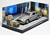 Eaglemoss 007 James Bond Car Collection Nº 25 Aston Martin DB5 (Goldfinger)