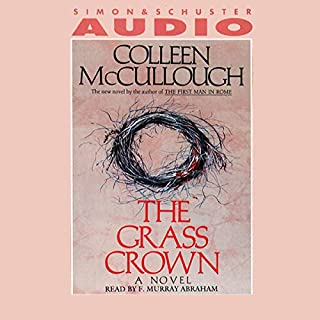 Grass Crown audiobook cover art