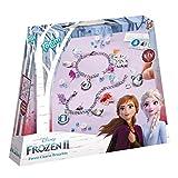 Totum- kit créatif-Reine Snowflake Crée tes Bracelets Flocon de Neige, 680654