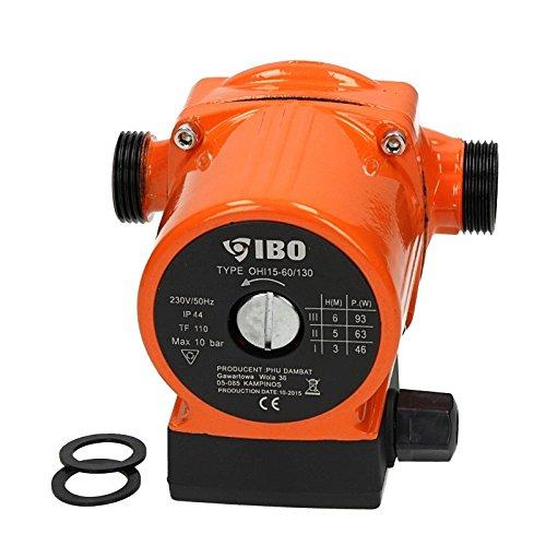 Umwälzpumpe Modell IBO 15-60/130 von 4U-Onlinehandel