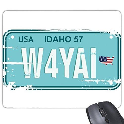 DIYthinker Américaine Usa Car plaque d