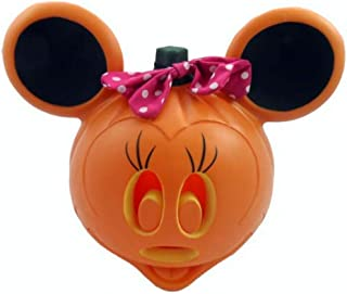 Minnie Mouse Light Up Pumpkin