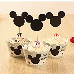 Mickey Mouse Toothpicks