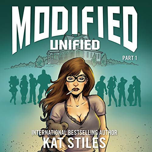 Modified: Unified, Part 1 audiobook cover art