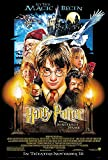Harry Potter and The Sorcerer's Stone - Movie Poster (Regular Style) (Size: 27 x 40 inches)