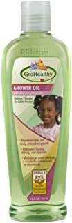 Hair Growth Lotion with Olive Oil Repairs, Rebuilds, Moisturizes and Promotes Growth for Soft, Healthy, Shiny, Longer, and Thicker Hair - Sofn'Free GroHealthy - Single