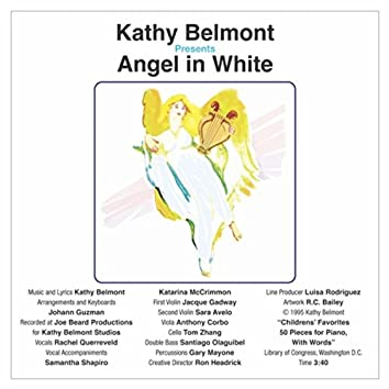 Angel in White (feat. Rachel Querreveld, Samantha Shapiro & Katarina McCrimmon)