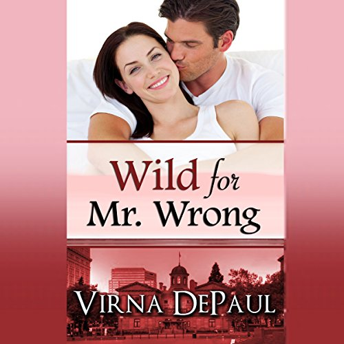 Wild for Mr. Wrong audiobook cover art