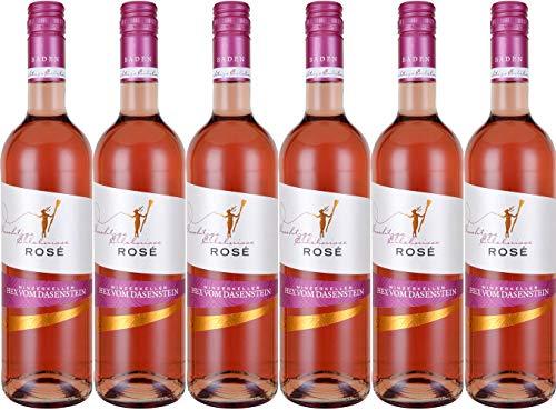 Hex vom Dasenstein Rosé Qualitätswein 2020 Feinherb (6 x 0.75 l)