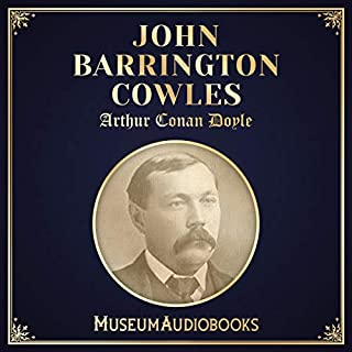 John Barrington Cowles audiobook cover art
