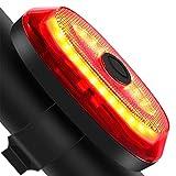 テールランプ Gkeni 自転車 テールライト オート 自動点滅 自動消灯 ブレーキランプ ロードバイク サイクル リアライト 長時間連続点灯 USB充電式 IP65防水 夜間走行の視認性をアピール