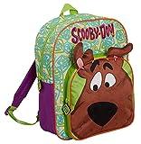 Scooby Doo Mochila para niños grande de la escuela de viaje mochila deportiva con el sostenedor de...