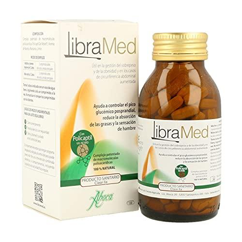 ABOCA ESPAÑA S.A. Adelgaccion libramed frasco 100gr 138 comprimidos