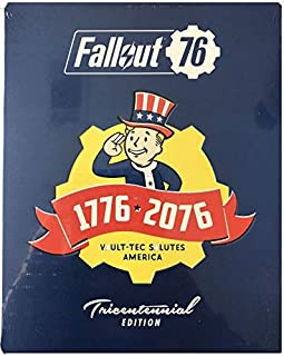 Fallout 76 Tricentennial Edition PS4 (Limited Edition Steelbook + Game)