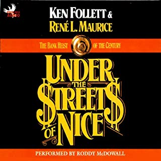 Under the Streets of Nice audiobook cover art