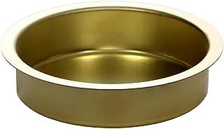 /Bougies Douille pour bougies Lot de 4 M/étal Bougies Pilier standard Bougeoir laiton 60/mm/