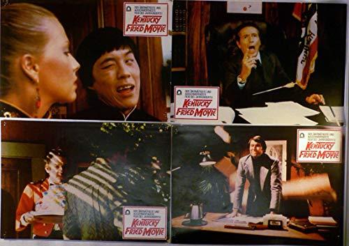 Kentucky Fried Movie - David Zucker - Jerry Zucker 4 Aushangfotos/Lobbycards-G1