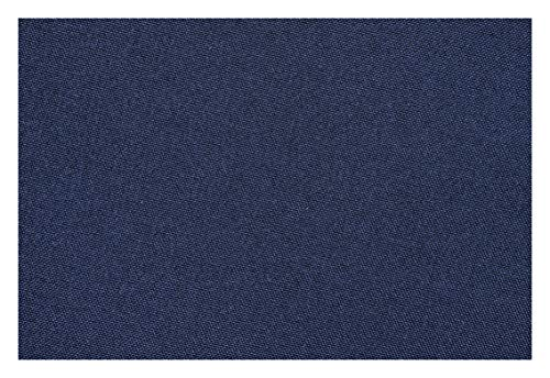"""Navy Water Repellent 100% Nylon 1,000 Denier Cordura DWR Coated 60"""" by The Yard"""