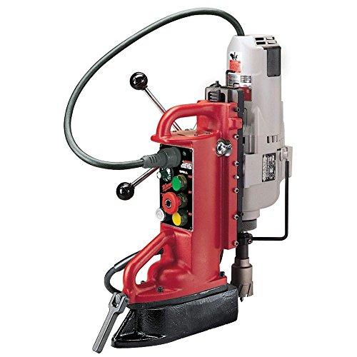 Magnetic Drill Press, 500/250 RPM, 1.25 In