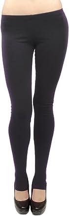 efb225c849ce4a Vivian's Fashions Long Leggings - Cotton/Stirrup (Junior and Junior Plus  Sizes)