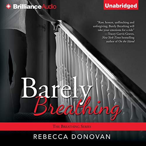 Barely Breathing audiobook cover art