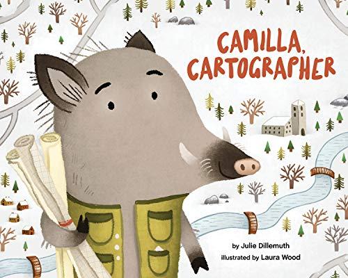 Image of Camilla, Cartographer