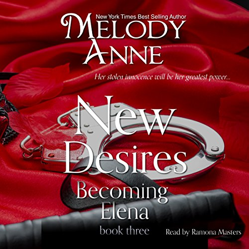 New Desires audiobook cover art