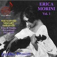 Erica Morini, Vol 1 by Erica Morini (2004-03-23)