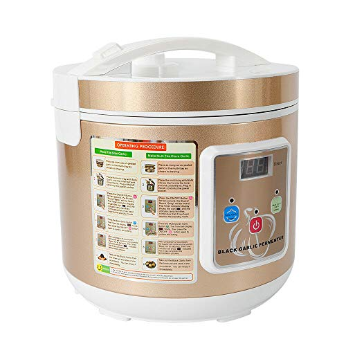 5L Automatic Schwarzer Garlic Fermenter Knoblauch Fermenter Maschine 90W