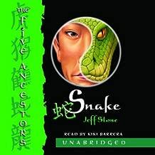 Snake: The Five Ancestors, Book 3