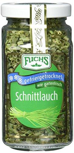 Fuchs Schnittlauch gefriergetrocknet, 3er Pack (3 x 6 g)