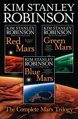 The Complete Mars Trilogy: Red Mars, Green Mars, Blue Mars (English Edition)