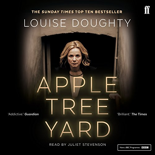 Apple Tree Yard audiobook cover art