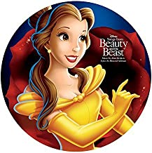 Disney's Beauty and the Beast Soundtrack (Vinyl)(picture Disc)