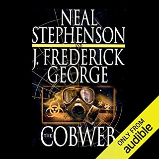 The Cobweb audiobook cover art